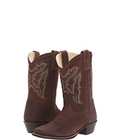 Old West Kids Boots - Medium Square Toe (Toddler/Little Kid)