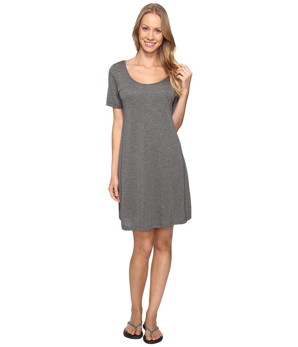 Lole Sue Dress (Dark Charcoal Heather) Women