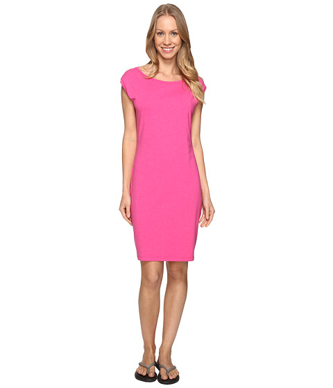 Lole Luisa Dress - Fuchsia Purple Heather