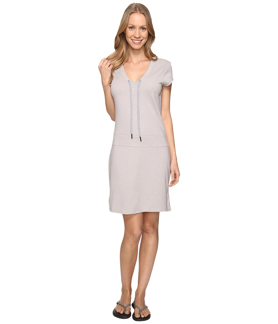 Lole Judith Dress (Warm Grey Heather) Women