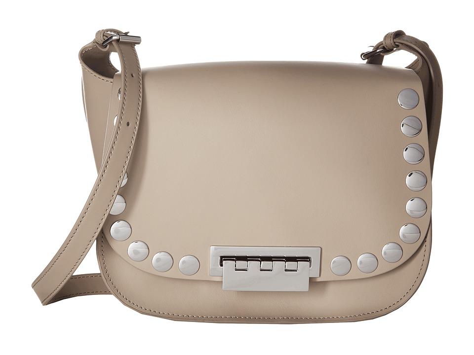 ZAC Zac Posen - Eartha Iconic Saddle (Malt) Handbags
