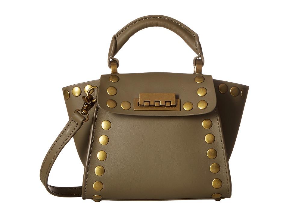 ZAC Zac Posen - Eartha Iconic Top-Handle Mini (Moss) Top-handle Handbags