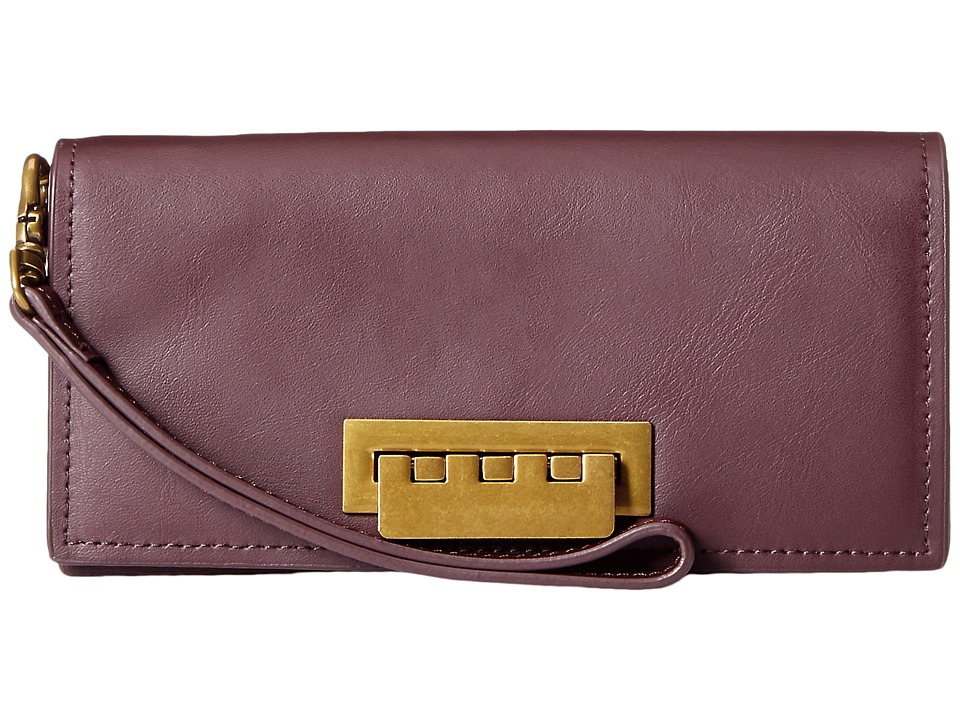 ZAC Zac Posen - Earthette Wallet with Signature Hardware