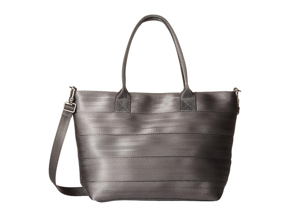 Harveys Seatbelt Bag - Mini Streamline Tote (Salvage Storm) Tote Handbags