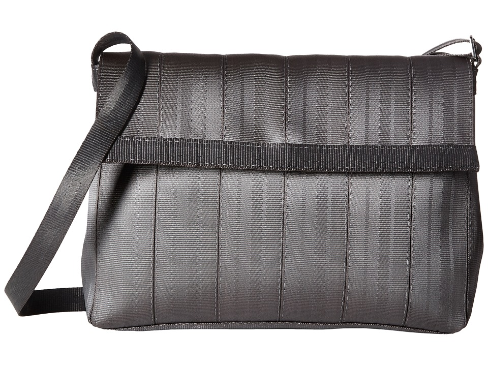Harveys Seatbelt Bag - Foldover (Storm) Handbags