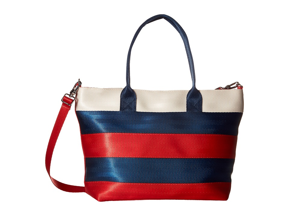 Harveys Seatbelt Bag - Mini Streamline (Firecracker) Tote Handbags