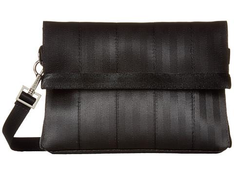 Harveys Seatbelt Bag Mini Foldover - Salvage Black