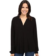 B Collection by Bobeau - Kyla Deep V Blouse