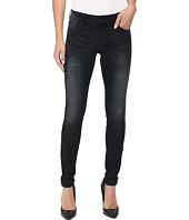 KUT from the Kloth - Mia Toothpick Five-Pocket Skinny Jeans in Black