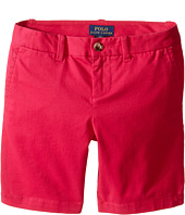 Polo Ralph Lauren Kids - Stretch Chino Bermuda Shorts (Little Kids)