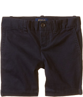 Polo Ralph Lauren Kids - Stretch Chino Bermuda Shorts (Toddler)