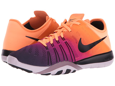 Nike Free TR 6 Spectrum - Bright Mango/Black/Bleached Lilac/Purple