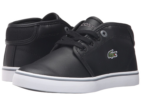 Lacoste Kids Ampthill 316 2 SPC (Little Kid) - Black