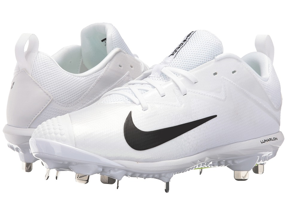 Nike - Vapor Ultrafly Pro (White/Black/White) Mens Cleated Shoes