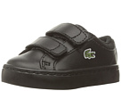 Lacoste Kids Straightset HL (Toddler/Little Kid)