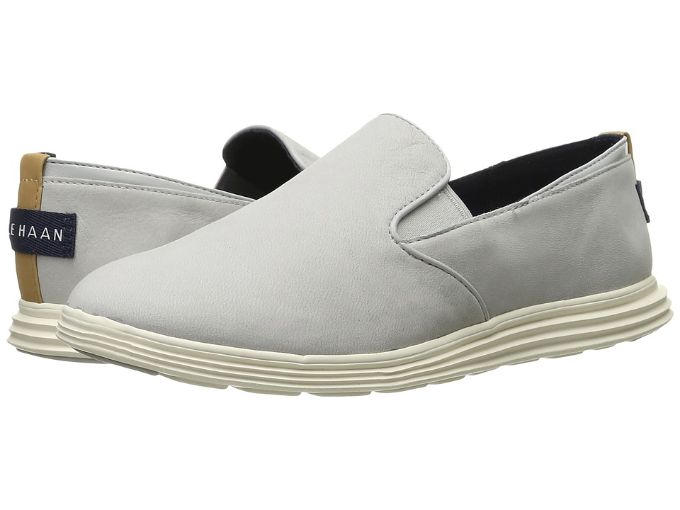 Cole Haan - Ella Grand 2 Gore Slip-On (Silverfox Nubuck) Women
