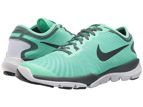 Nike Flex Supreme TR4 - Green Glow/Seaweed/Hasta/White