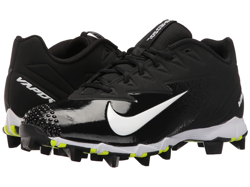 Nike - Vapor Ultrafly Keystone (Black/White/Anthracite) Mens Cleated Shoes