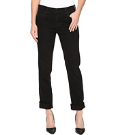 KUT from the Kloth - Catherine Five-Pocket Boyfriend Jeans in Black