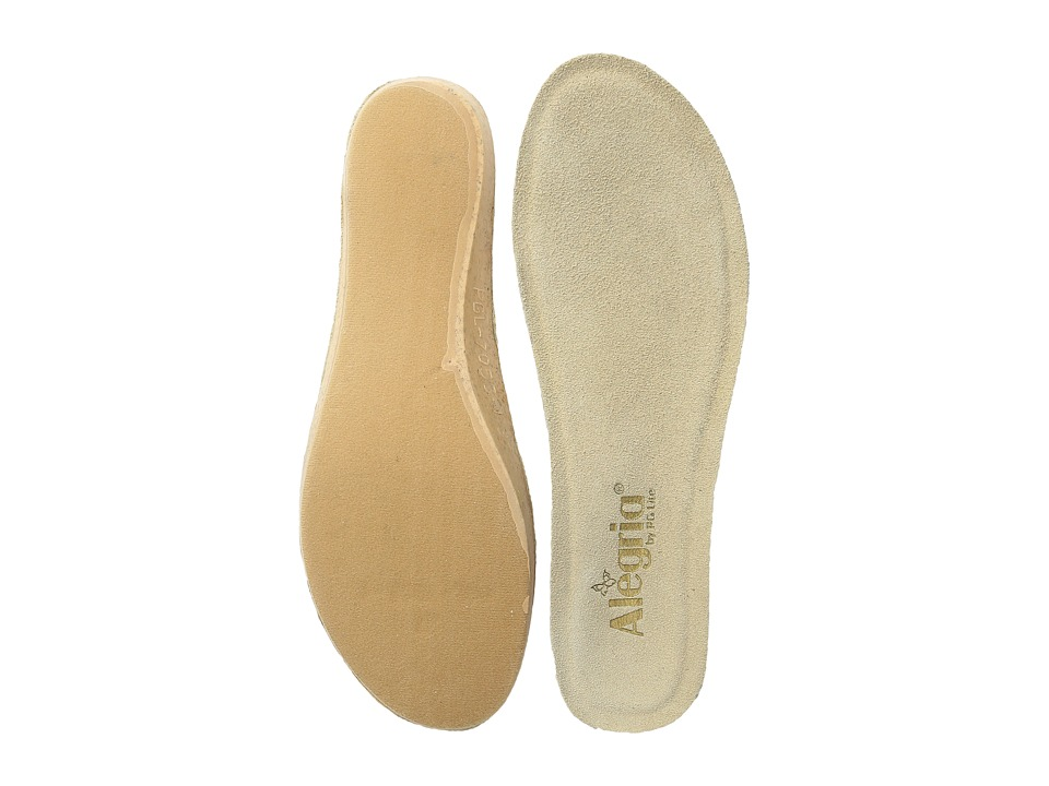 Alegria - Wedge Footbed - Medium