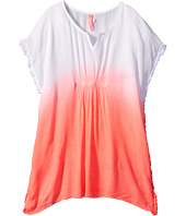 Seafolly Kids - Queen of Cali Kaftan Cover-Up (Little Kids/Big Kids)