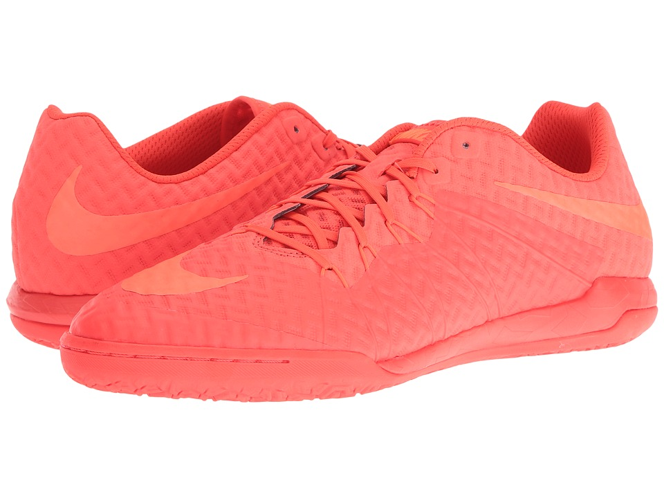 Nike Hypervenomx Finale IC (Bright Crimson/Hyper Orange/Total Crimson) Men
