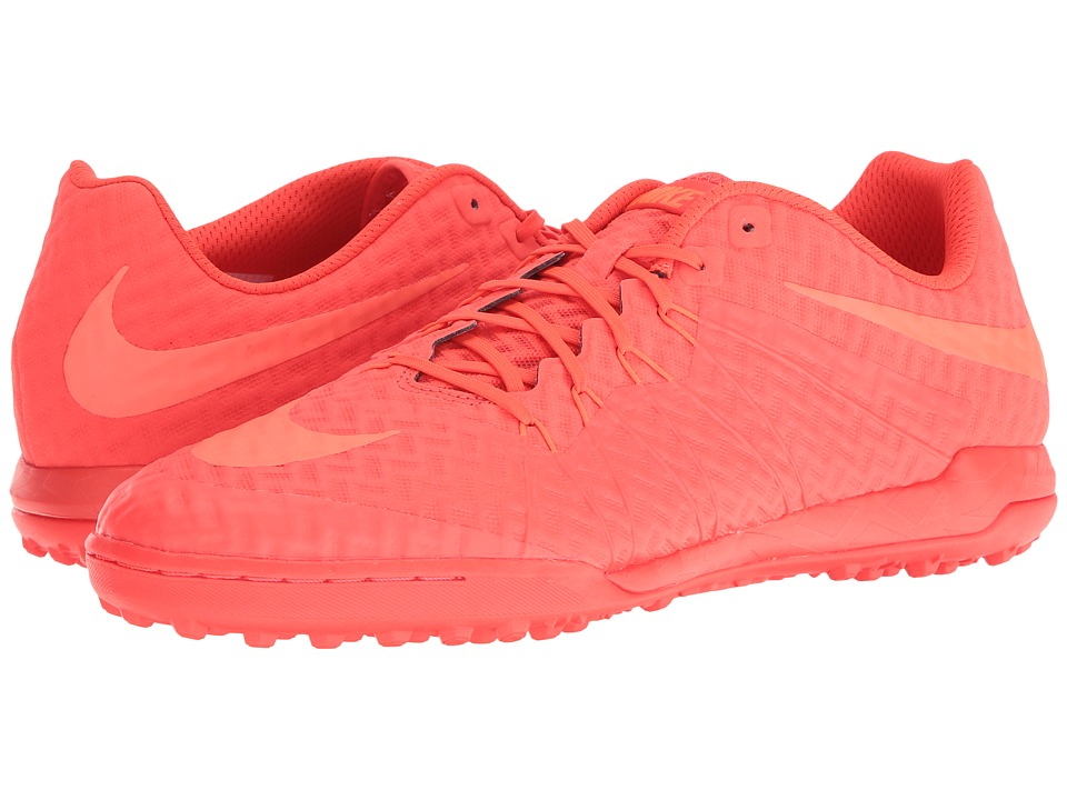 Nike Hypervenomx Finale TF (Bright Crimson/Hyper Orange/Total Crimson) Men