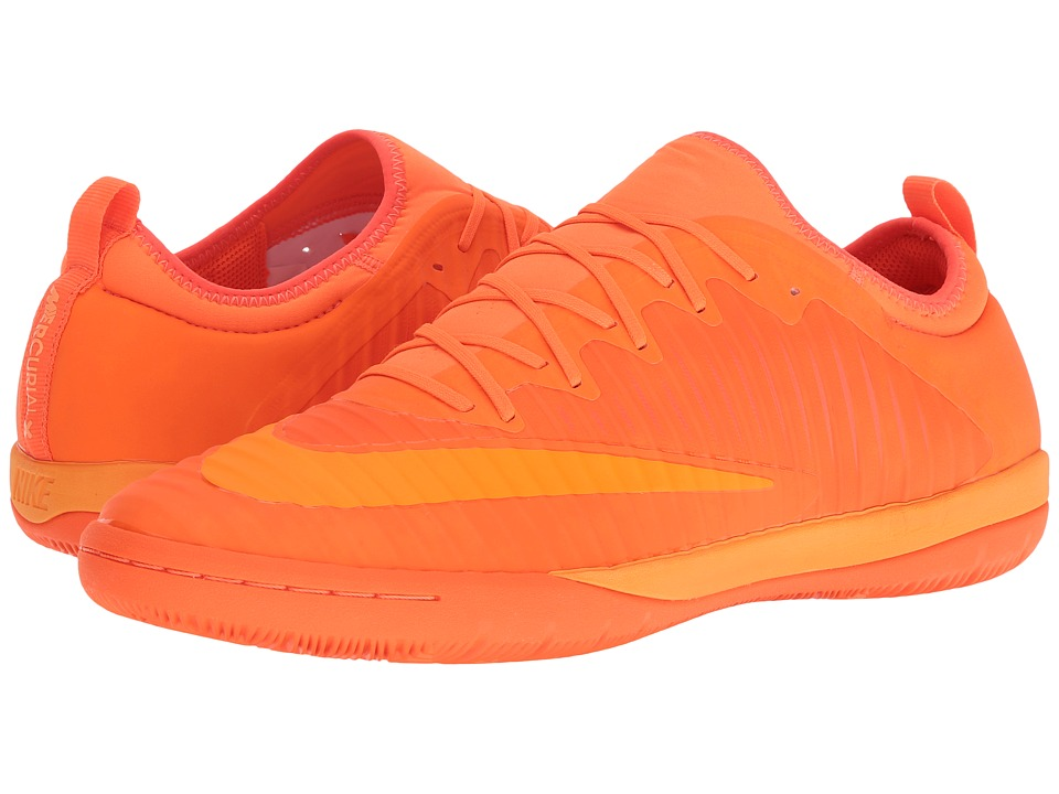Nike MercurialX Finale II IC (Total Orange/Bright Citrus/Hyper Crimson) Men