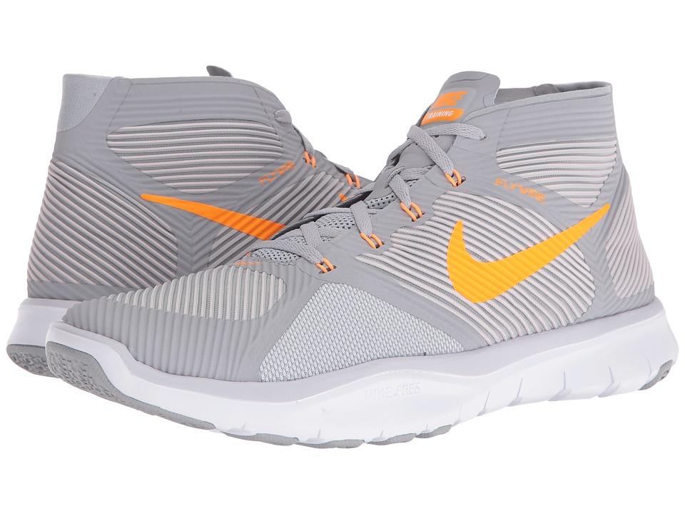 Nike Free Train Instinct (Wolf Grey/Bright Citrus/Pure Platinum/White) Men