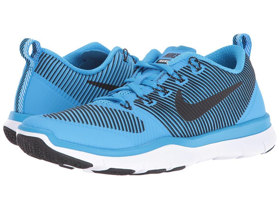 Nike - Free Train Versatility (Blue Glow/Black/White) Men