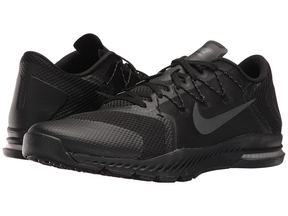 Nike Zoom Train Complete (Black/Black) Men