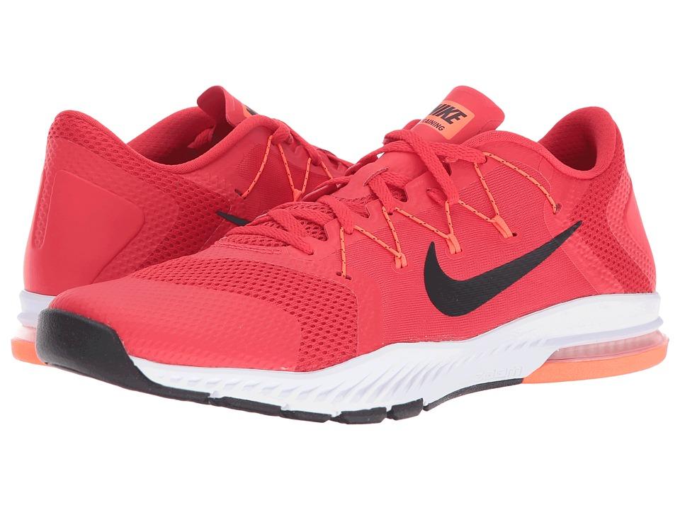 Nike Zoom Train Complete (Action Red/Black/Total Crimson/White) Men