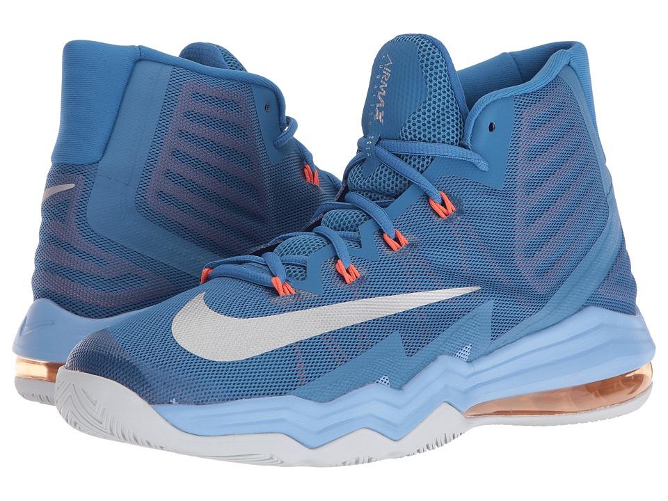 Nike Air Max Audacity II (Blue/Metallic Silver/Light Blue/Pure Platinum) Men