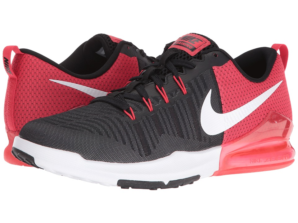 Nike Zoom Train Action (Black/White/Wolf Grey/Action Red) Men