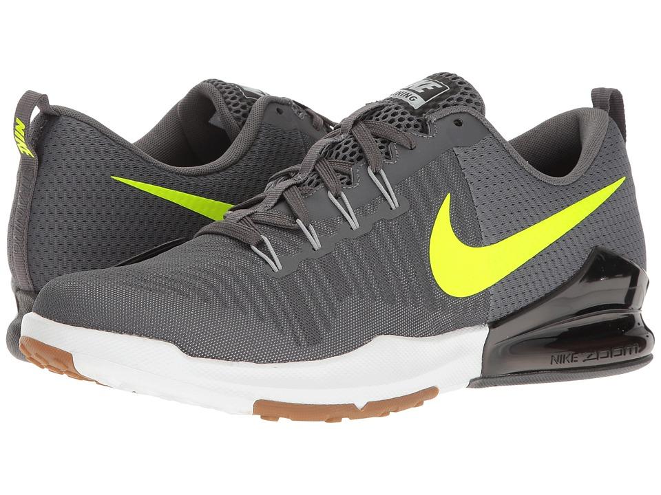 Nike Zoom Train Action (Dark Grey/Volt) Men