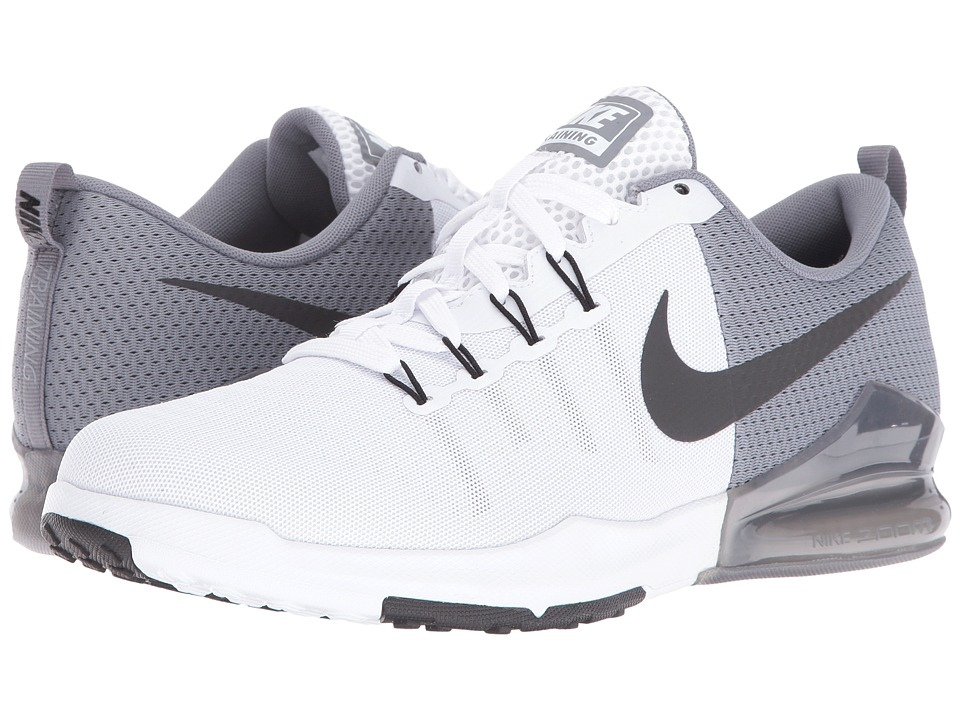 Nike Zoom Train Action (White/Black/Cool Grey/Pure Platinum) Men