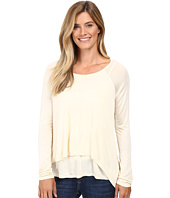 B Collection by Bobeau - Ada Layered Knit Top