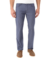 34 Heritage - Courage in Indigo Summer Twill 34