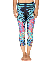 Mara Hoffman - Floral Cropped Leggings