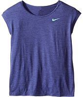 Nike Kids - Short Sleeve Training Top (Little Kid/Big Kid)