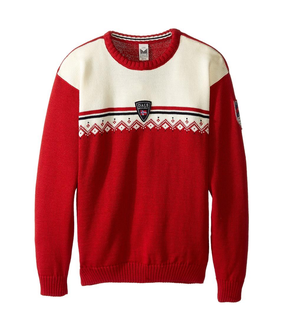Dale of Norway Lahti Sweater (Toddler/Little Kids/Big Kids) (Raspberry) Sweater