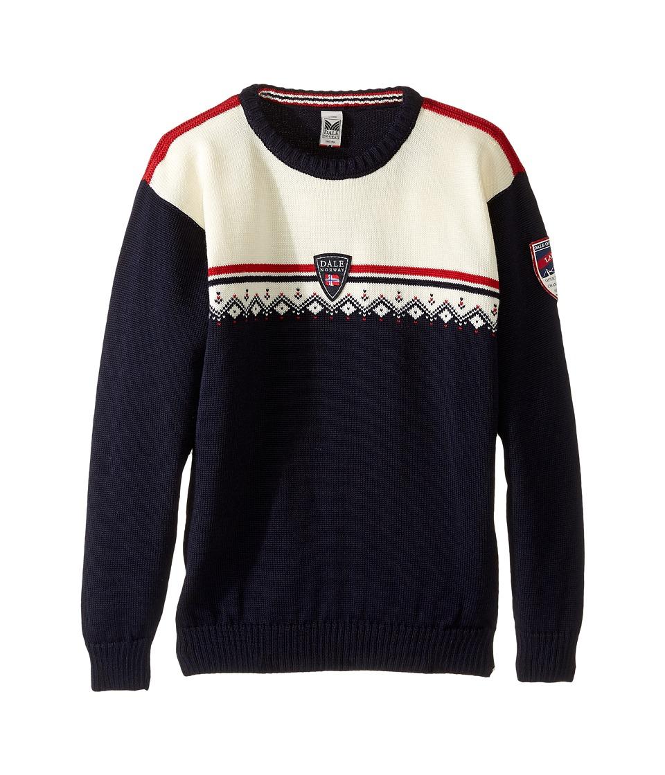 Dale of Norway Lahti Sweater (Toddler/Little Kids/Big Kids) (Navy) Sweater