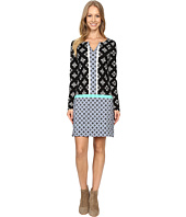 Hatley - Long Sleeve Notch Neck Dress