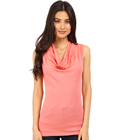 Michael Stars - Shine Sleeveless Drape Neck
