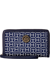 Tommy Hilfiger - TH Serif Signature - Carryall - Monogram Jacquard Around