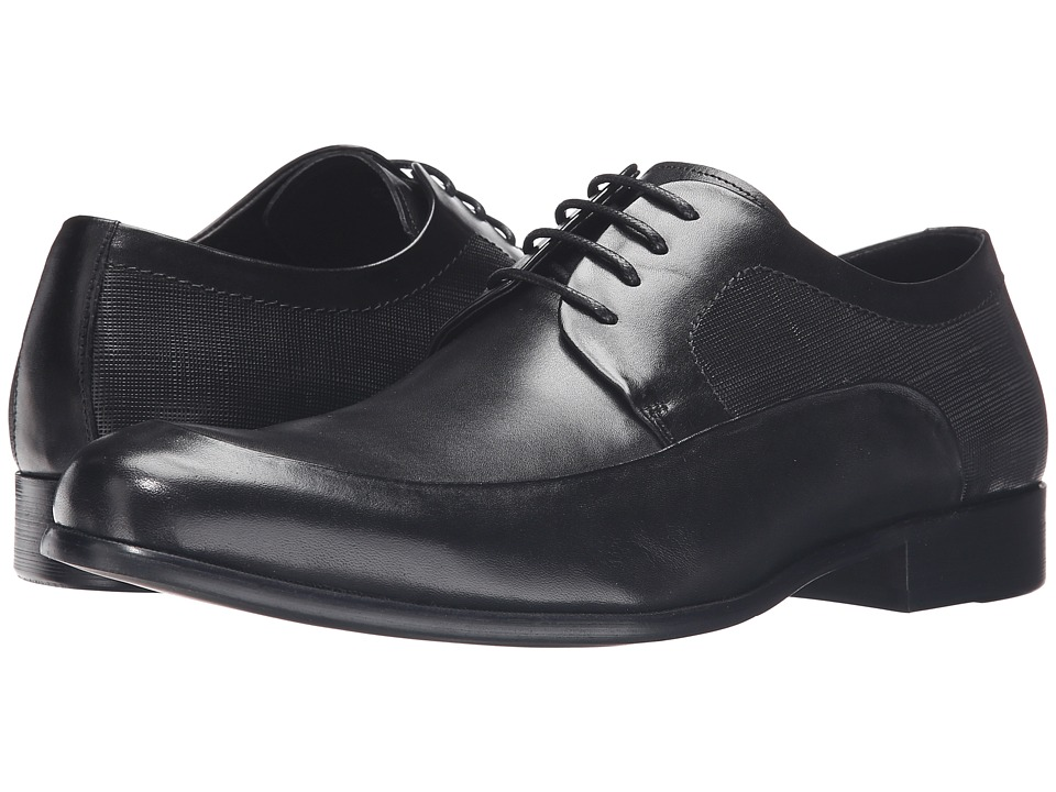 Kenneth Cole New York - Chief Officer (Black) Men