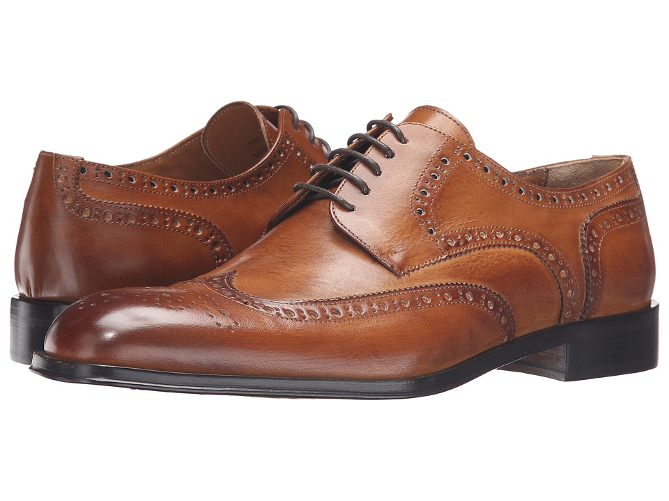 Kenneth Cole New York - Ground Rules (Cognac) Men