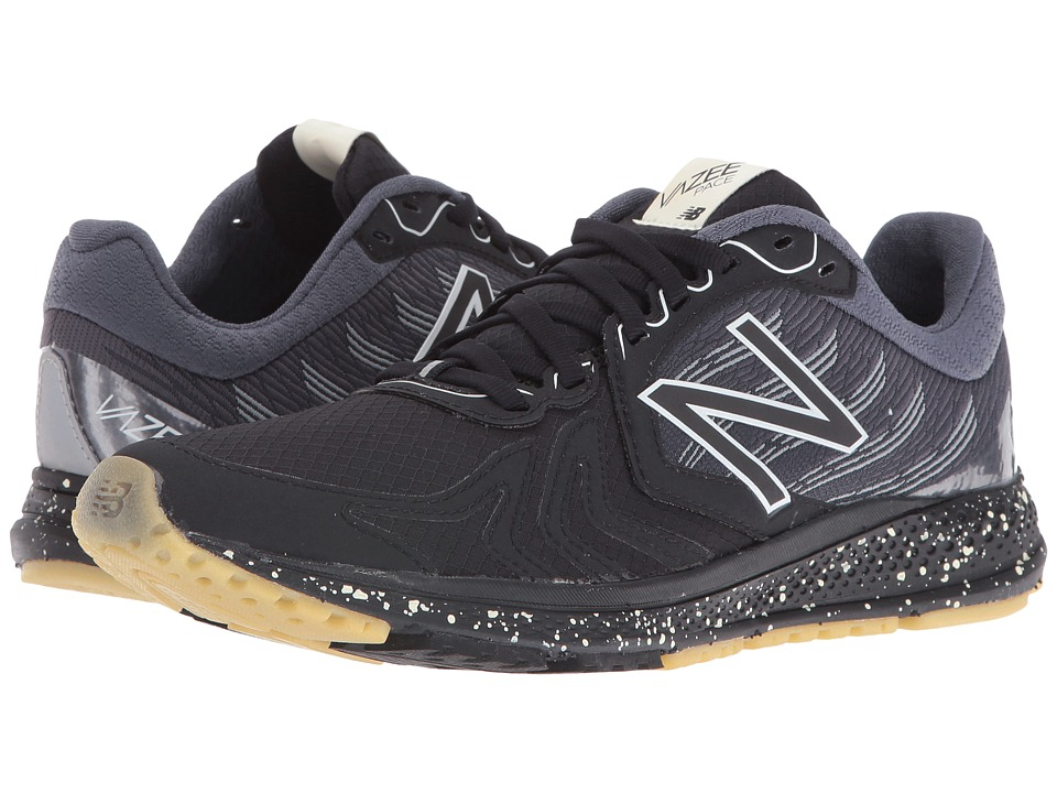 New Balance - Vazee Pace Protect Pack (Black/Silver) Mens Shoes