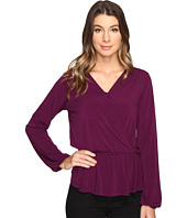 B Collection by Bobeau - Bella Side Tie Knit Blouse