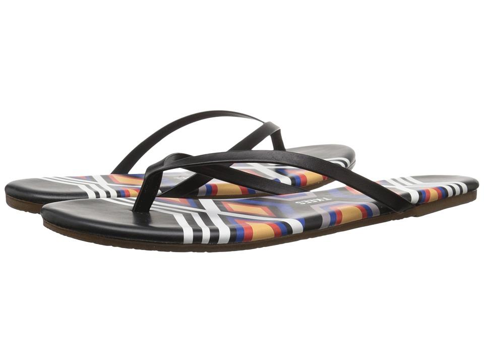 TKEES Nail Art Asha Womens Sandals